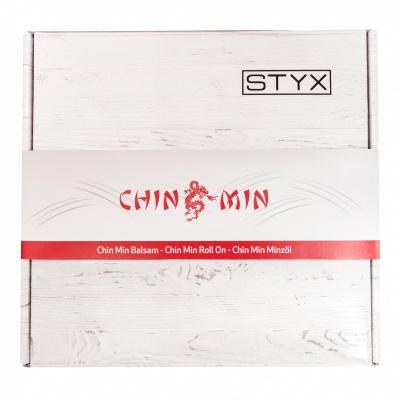 Geschenkbox Chin Min