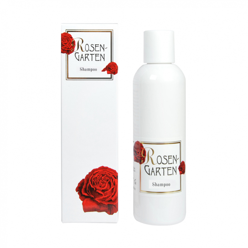 Rosegarden Shampoo 200ml