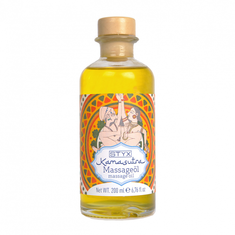 Kamasutra Massageöl 200ml