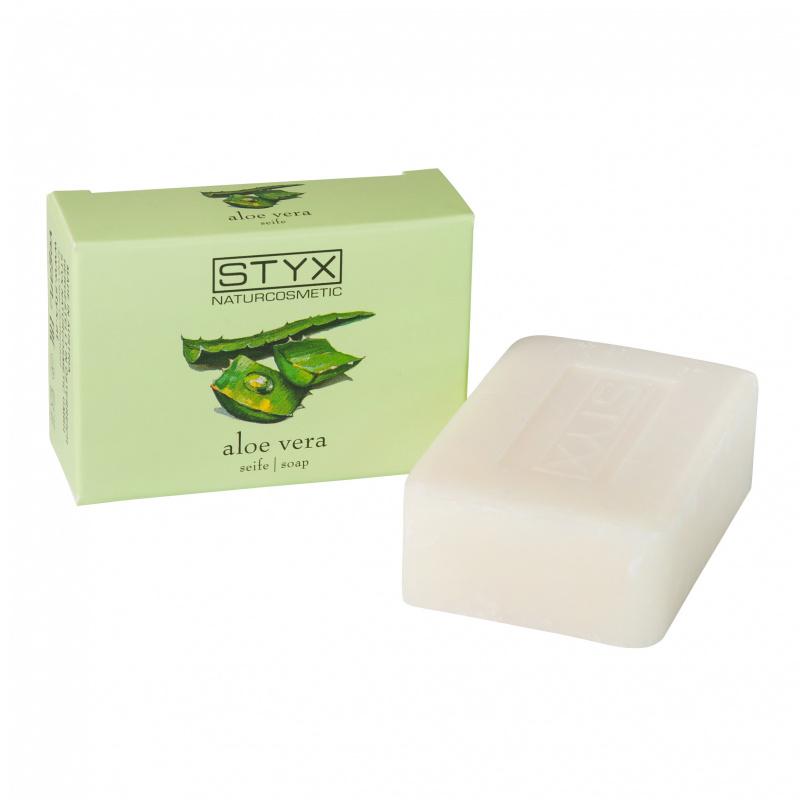 Aloe Vera Soap 100g