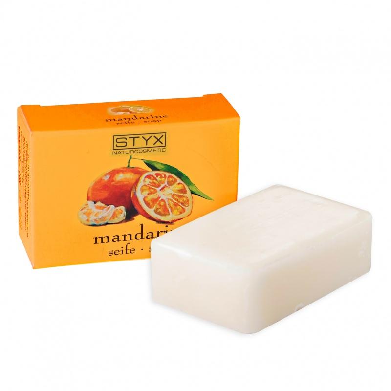 Mandarine Seife 100g