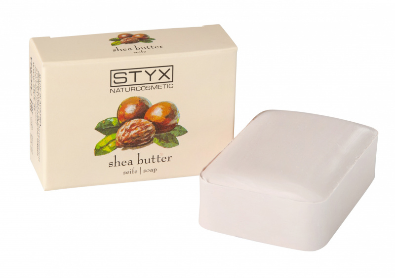 Shea Butter Seife 100g