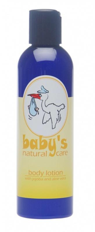 Baby Körpermilch 200ml