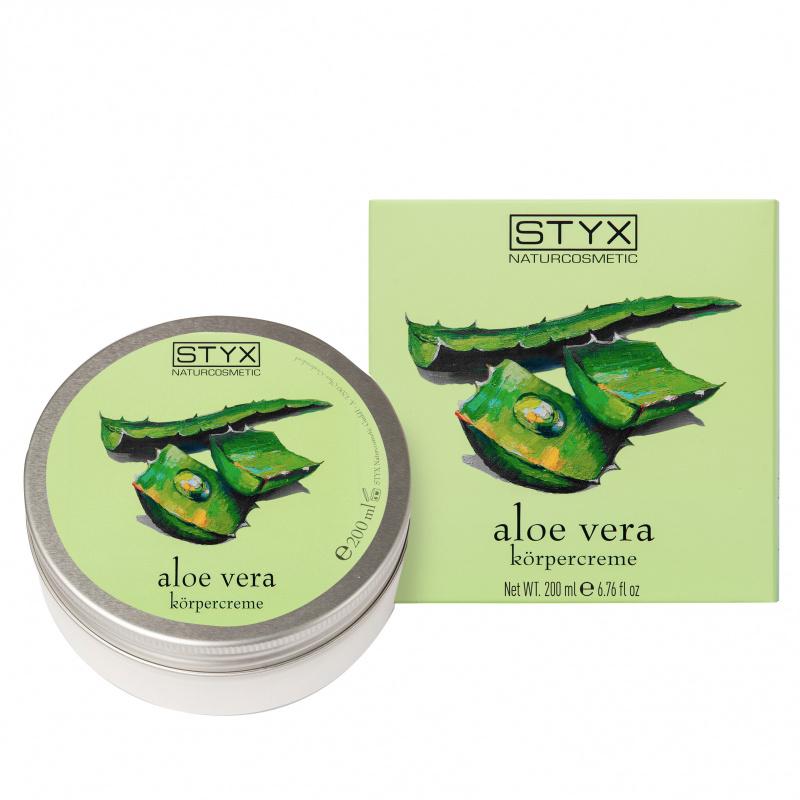 Aloe Vera Body Cream 200ml