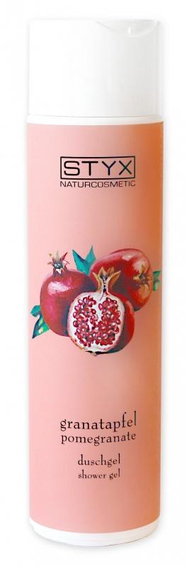 Granatapfel Duschgel 250ml Ecocert
