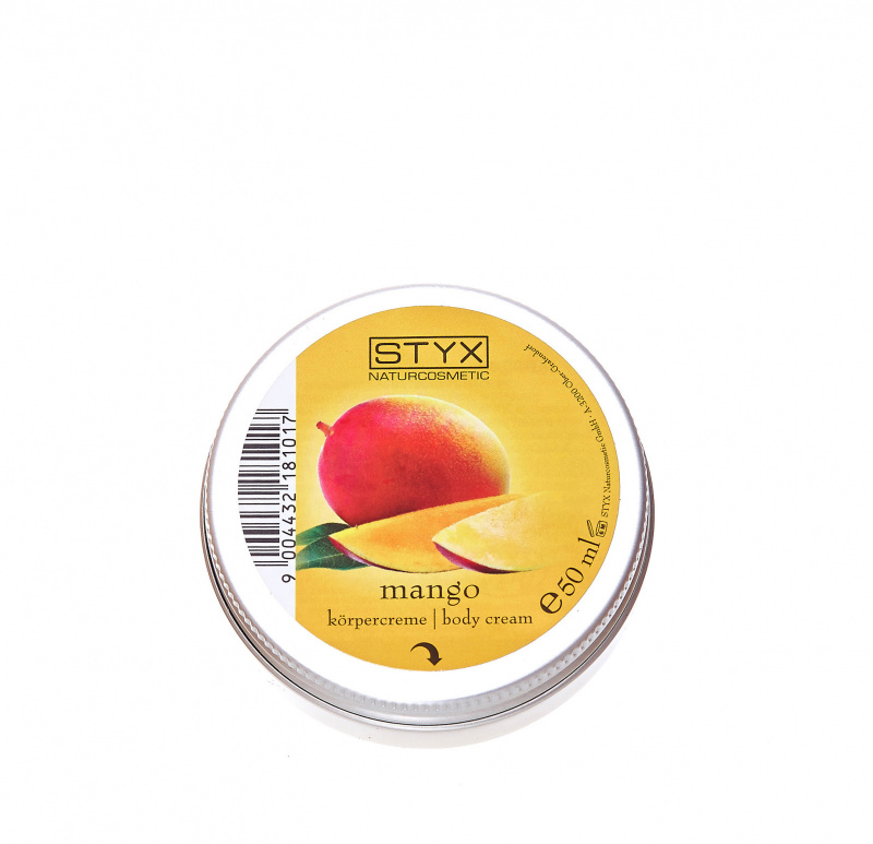 Mango Körpercreme 50ml