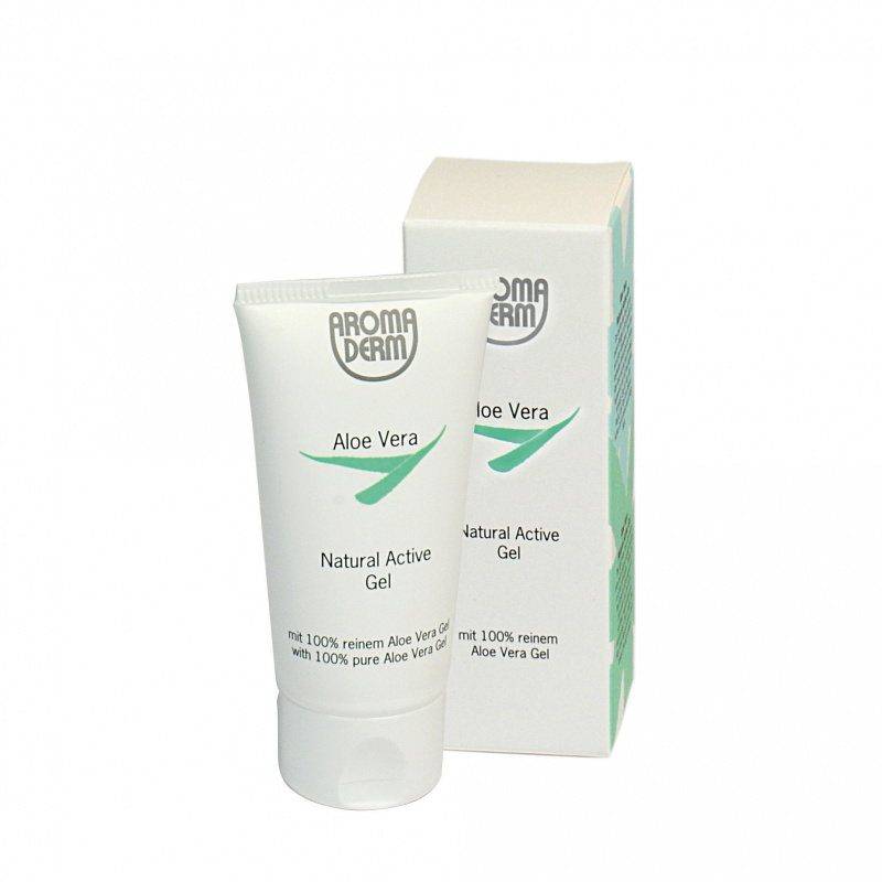Aloe Vera Natural Active Gel 50ml