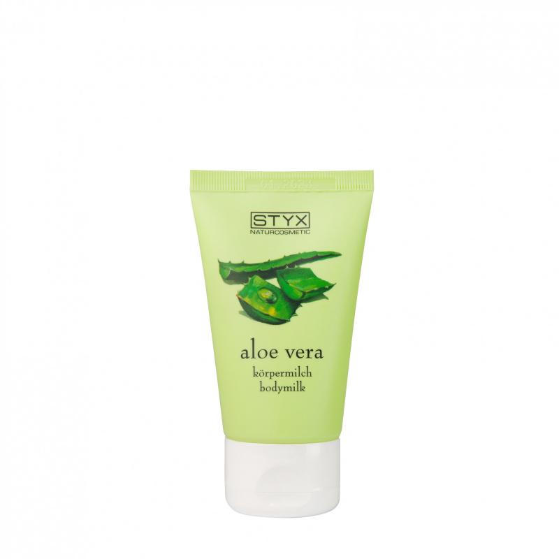 Aloe Vera Körpermilch 30ml