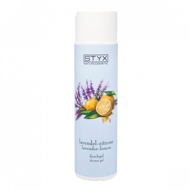 Lavender Lemon Shower Gel 250ml
