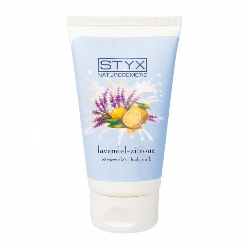 Lavender Lemon Body Milk 150ml