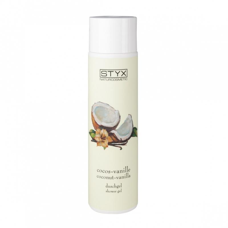 Coconut-Vanilla Shower Gel 250ml
