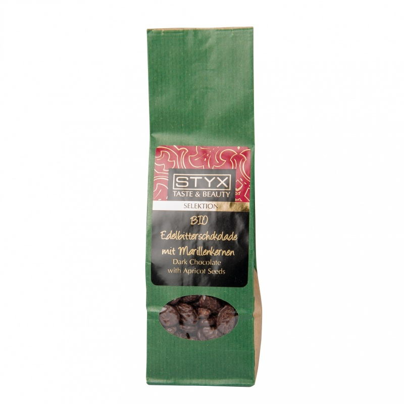 Apricot Kernels in Dark Chocolate 150g