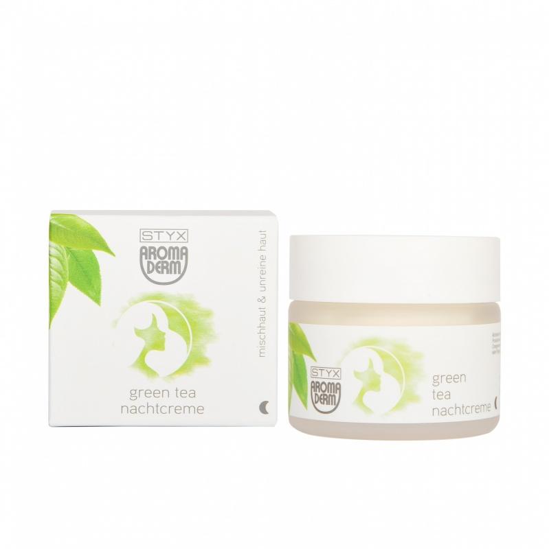 green tea nachtcreme 50ml