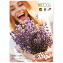 STYX Naturcosmetic Catalogue Helga