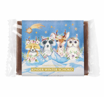 Kids winter chocolate 50g