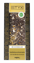 Dark Chocolate with Apricot Krocant 100g
