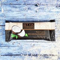 Milk Chocolate filled with Rum-Coconut 70g