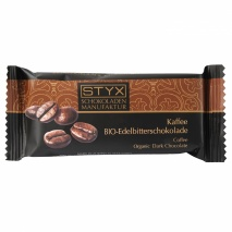 Dark Chocolate filled with Coffee 70g