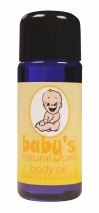 Baby´s Natural Care Baby Oil 30ml