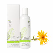 facial tonic with organic arnica NEW 200ml