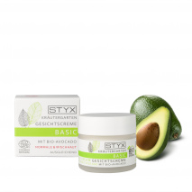 Kräutergarten BASIC Face Cream with avocado 50ml