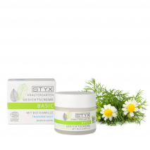 face cream with organic chamomile NEW 50ml