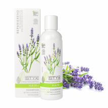 Kräutergarten HAIR+ Shampoo with organic lavender 200ml