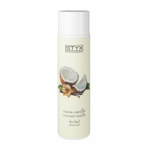 Coconut-Vanilla Shower Gel 250ml