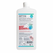 STYX hand disinfection gel 1000ml