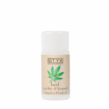 Hemp Face- & Bodyoil