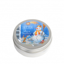 Shea butter body cream 50ml Winteredition