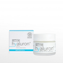 hyaluron+ cream with bio aloe vera 50ml