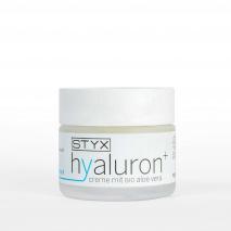 Hyaluron+ creme mit bio aloe vera 50ml